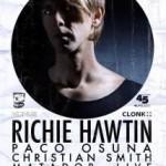 Richie Hawtin celebra el año nuevo en Coruña