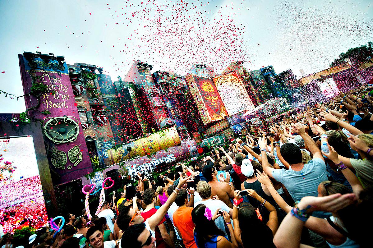 Más y más nombres para el lineup de Tomorrowland 2014