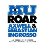 "Axwell y Sebastian Ingrosso en la BSO de ""Monstruos University"""