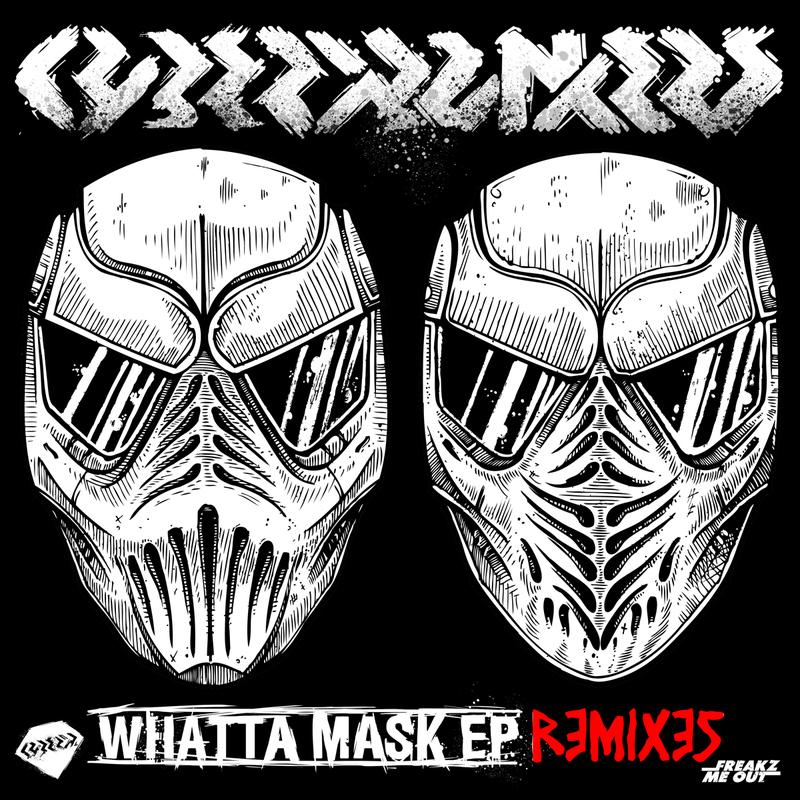 Whatta Mask EP Remixes_NRFmagazine
