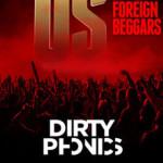 Nuevo EP de Dirtyphonics ft. Foreign Beggars