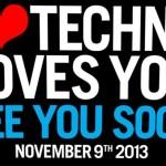 Primeros nombres del I Love Techno 2013