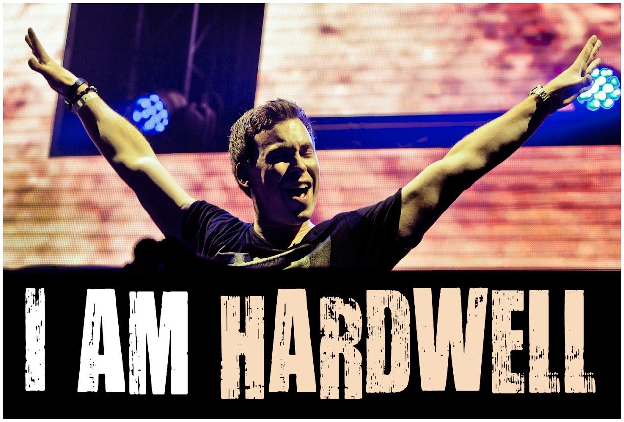 I-AM-HARDWELLnrf magazine  I Am Hardwell Logo