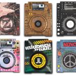 Grandes de la electrónica subastan CDJs personalizadas para la Fundación VH1