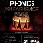 Dirtyphonics visitan España con su DIRTYTOUR Spain