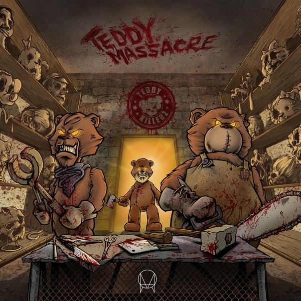 Teddy Killerz - Teddy Massacre EP_NRFmagazine