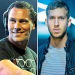 Calvin Harris y Tiësto entre los músicos mejor pagados