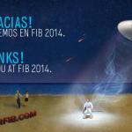 FIB 2014 anuncia la fecha de su 20º Aniversario