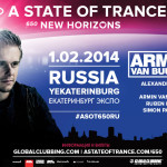 Sesiones A State Of Trance 650 Yekaterinburg