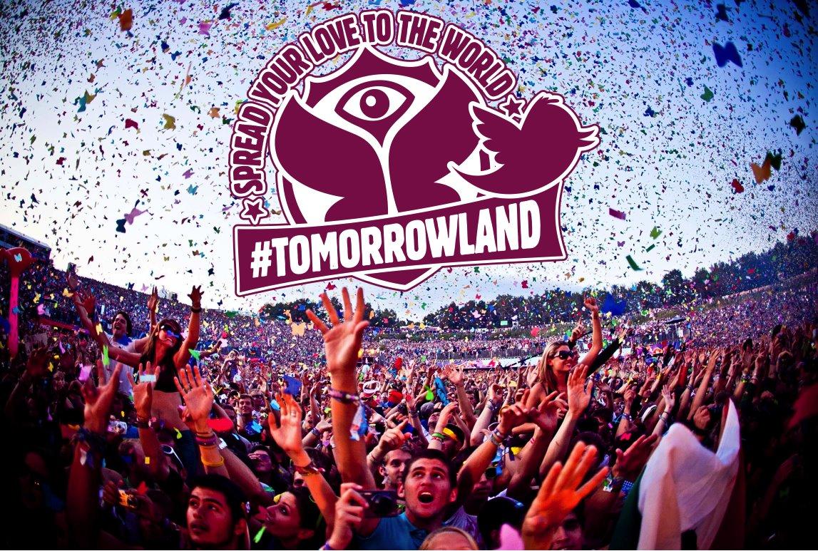 cartel Tomorrowland 2014 Archivos | NRF Magazine