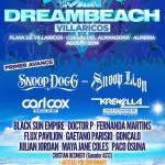 Primer avance lineup Dreambeach Villaricos 2014