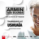 Armin van Buuren confirma su residencia en Ushuaïa Ibiza