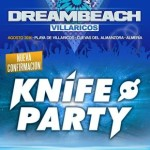Knife Party en Dreambeach Villaricos 2014