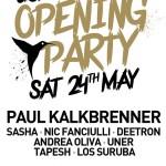 Ushuaïa Ibiza anuncia el lineup completo de su Opening Party