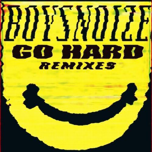 Boys Noize - Go Hard Remixes EP_NRFmagazine