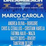 Quinto avance de cartel Dreambeach Villaricos