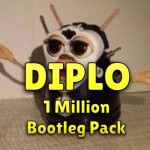 Diplo alcanza el millón de seguidores y lo celebra con un pack de bootlegs