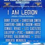 15 Nuevos nombres para DREAMBEACH VILLARICOS 2014