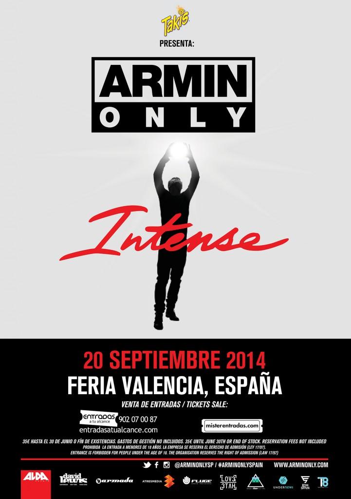 Armin Only Intense World Tour Valencia_NRFmagazine