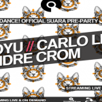 Sesiones 'Kitties Wanna Dance' (Suara Pre-Party)