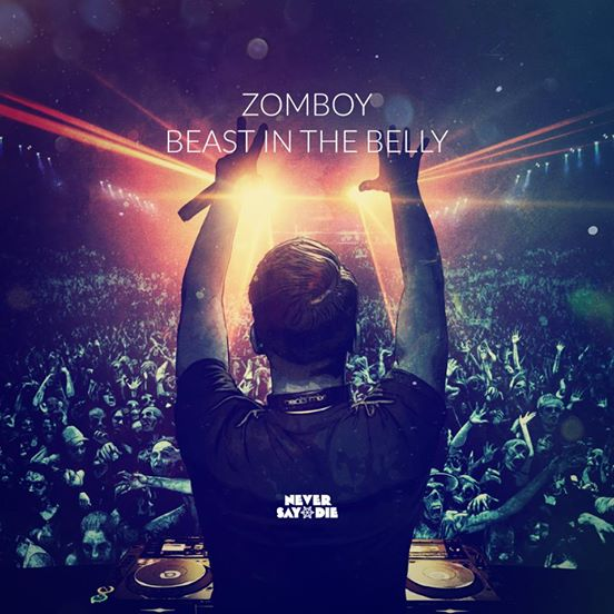 Zomboy - Beast In The Belly_NRFmagazine