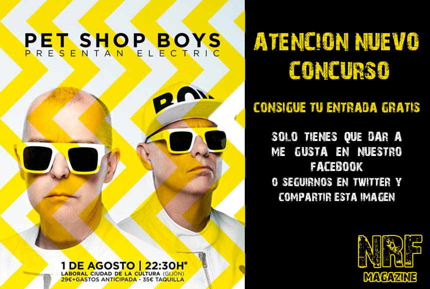 Concurso Pet Shop Boys_NRFmagazine