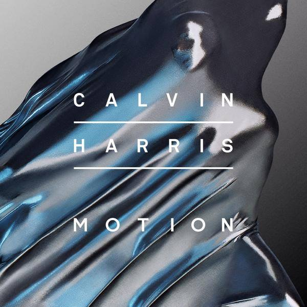 Calvin Harris - Motion LP_NRFmagazine