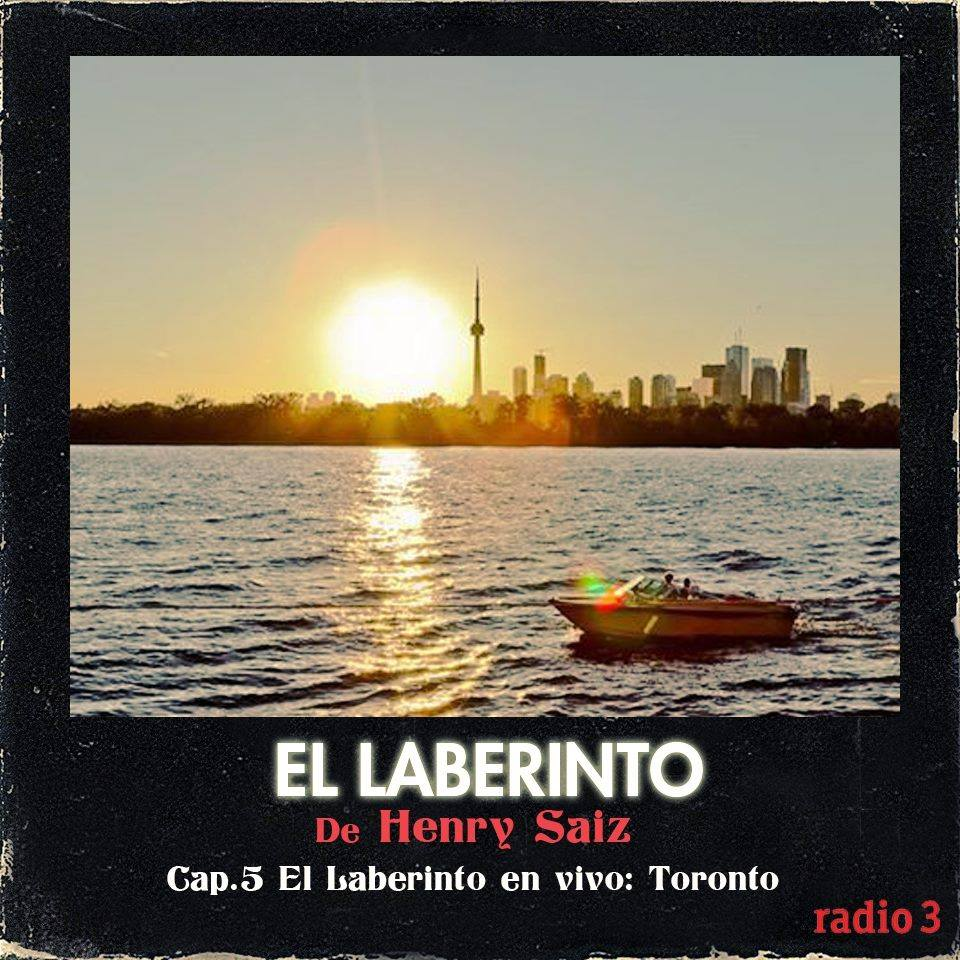 El Laberinto de Henry Saiz – Cap.5 El Laberinto en vivo Toronto_NRFmagazine