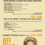 Conferencias gratuitas en Girona con Jeff Mills, Angel Molina, Dosem, y muchos más