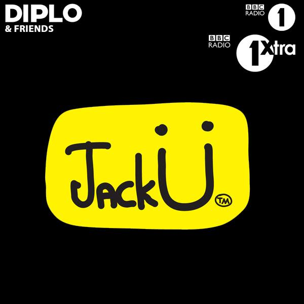 Jack Ü - Diplo & Friends Mix_NRFmagazine