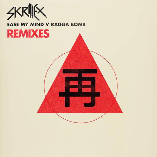 Skrillex -Ragga Bomb - Ease My Mind remix EP_NRFmagazine