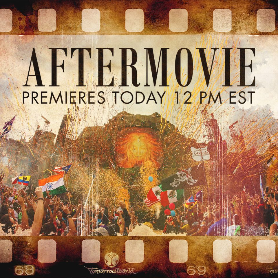 TomorrowWorld 2014 Official Aftermov