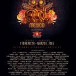 EDC México 2015 revela su cartel completo