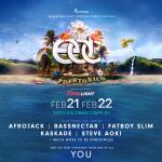 EDC Puerto Rico anuncia los primeros confirmados para su edición 2015