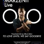 Marc Marzenit presenta su álbum debut en el Teatro L'Amistat