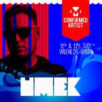 UMEK, primer confirmado para Marenostrum Music Festival 2015