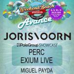 Joris Voorn entre los nuevos confirmados de Weekend Beach Festival 2015