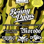 Benny Page estará en Blast Club el 12 de Febrero
