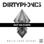 Dirtyphonics anuncian que estarán de vuelta con nuevo EP en Febrero