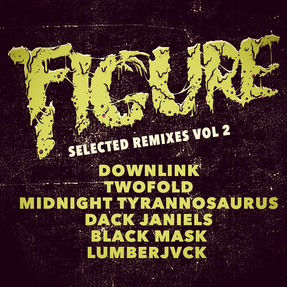 Figure MONSTERS REMIXES VOL 2_nrfmagazine
