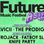 Primeras confirmaciones para Future Music Festival Asia 2015