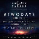 Groove Parade llega pisando fuerte con 2 días de festival