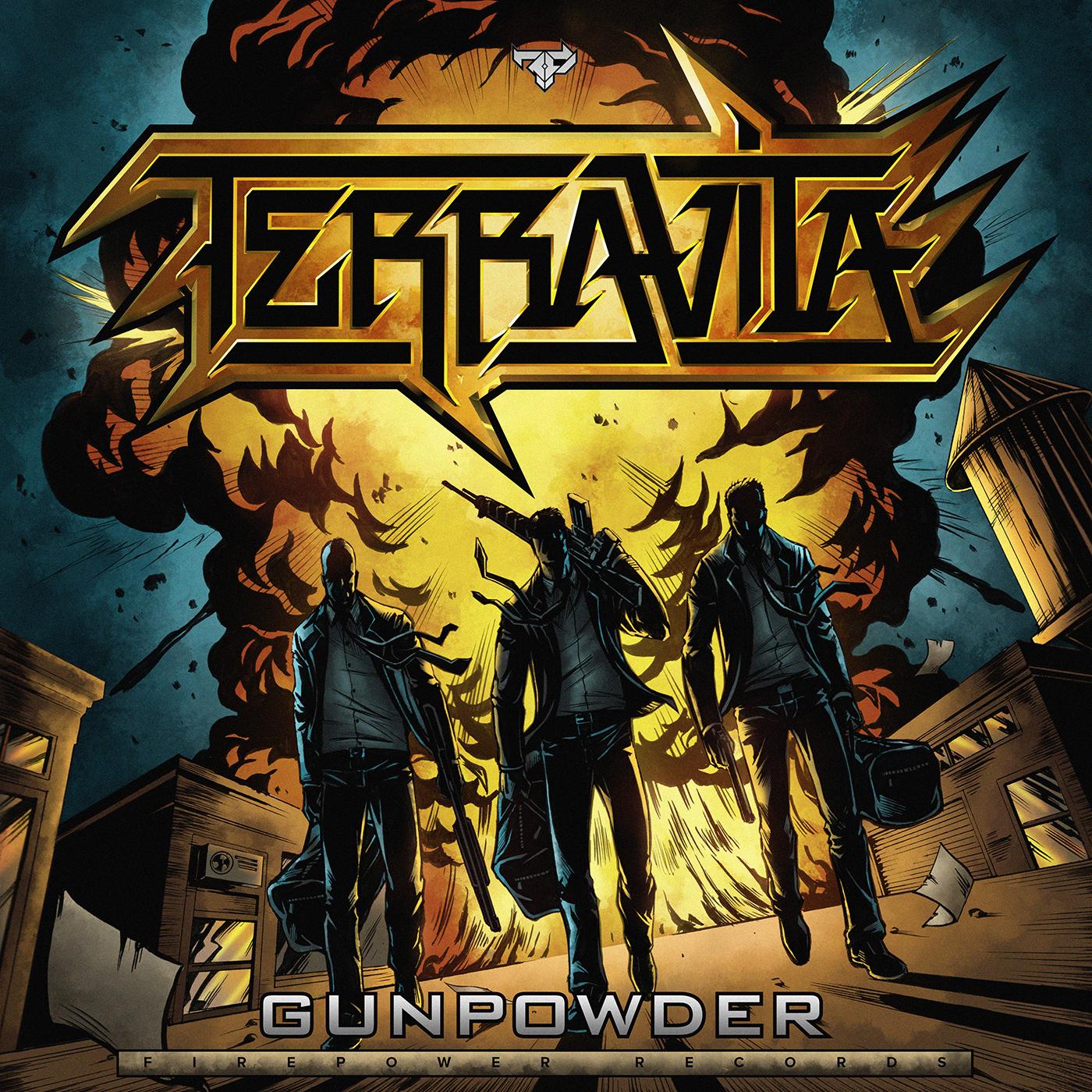 Terravita - Gunpowder EP_nrfmagazine