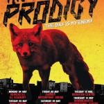 The Prodigy anuncian las primeras fechas de su nuevo Tour
