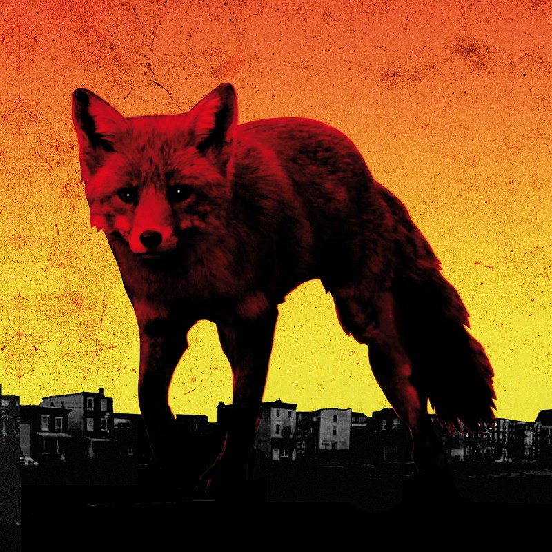 The Prodigy - The Day is my Enemy_NRFmagazine