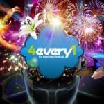 4EVERY1 Festival desvela los primeros detalles de su 2ª edición