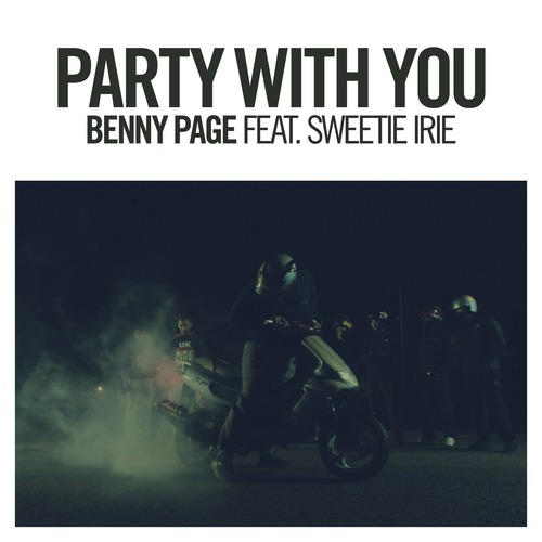 Benny Page - Party With You ft. Sweetie Irie_NRFmagazine
