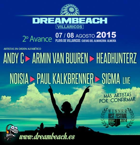 Dreambeach 2º avance 2015_NRFmagazine