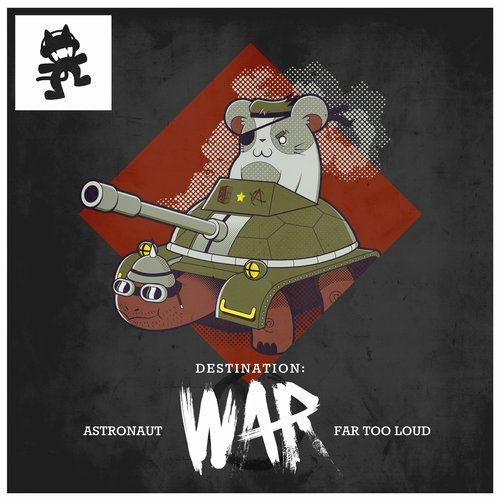 Far Too Loud & Astronaut - Destination War EP_NRFmagazine