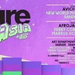 Future Music Festival Asia 2015 cierra su lineup